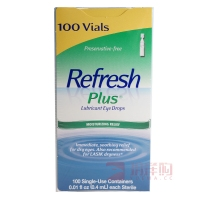 Allergan Refresh Plus艾尔建眼药水 40ml